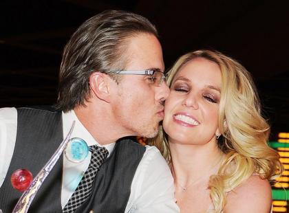 Britney Spears i Jason Trawick - Do trzech razy sztuka
