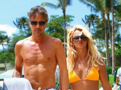Britney Spears i Jason Trawick - Znów na topie