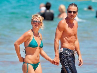 Britney Spears i Jason Trawick znowu razem