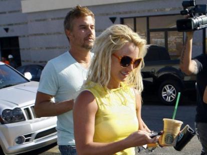 Britney Spears ma nowego chłopaka!