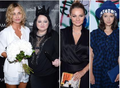 Brodka, Socha, Malinowska i wiele innych gwiazd na urodzinach Gosi Baczyńskiej