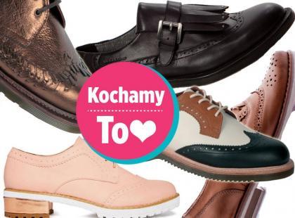 Brogsy - modne buty na przełom sezonów