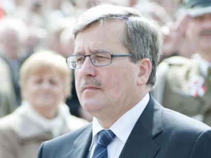 Bronisław Komorowski: Po pierwsze rodzina