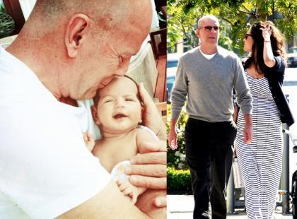 Bruce Willis i Emma Heming - Czwarta córka