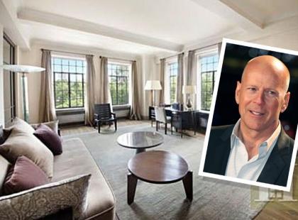Bruce Willis kupił apartament w Nowym Jorku