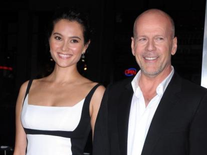 Bruce Willis ponownie zostanie ojcem