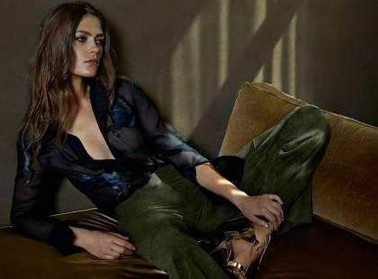 Brytyjka z Vogue wystylizowała nową kampanię La Manii