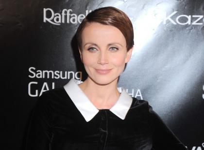 Brzuszek Katarzyny Zielińskiej! Aktorka w zaawansowanej ciąży na pokazie