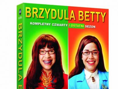 """Brzydula Betty"" - sezon czwarty na DVD"