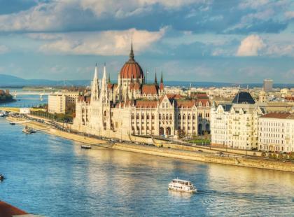 Budapeszt – pomysł na weekend
