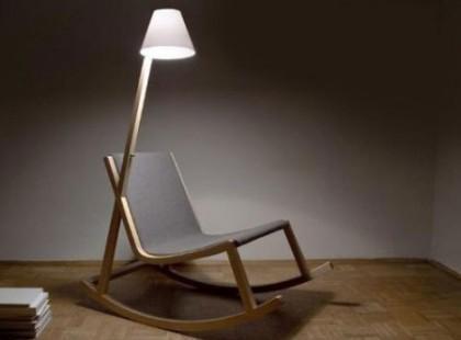 Bujany fotel z prądem – Murakami Chair