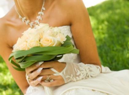 Bukiet ślubny - dobór kwiatów