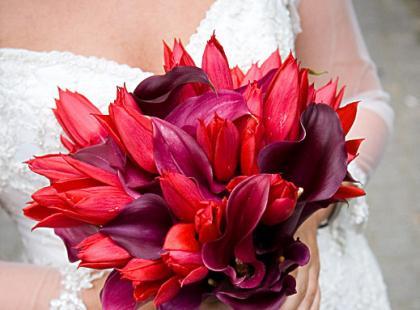 Bukiet ślubny - wyjątkowy i dobrze dobrany