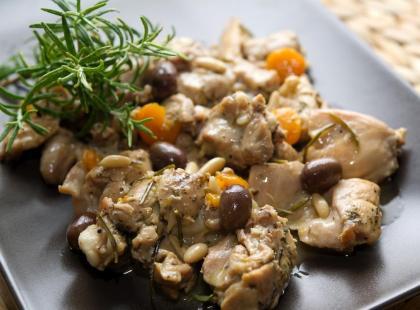 Bunny Chow - curry w bochenku chleba