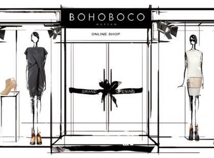 Butik Bohoboco już On-Line