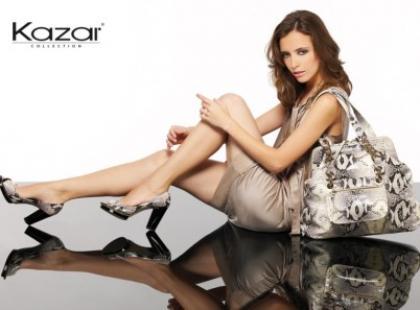 Buty i torebki marki Kazar na wiosnę i lato 2009