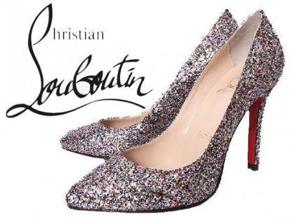 Buty jak Christian Louboutin
