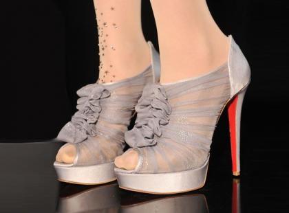 Buty jak z wybiegu Marchesa