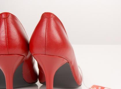 Buty - moja miłość