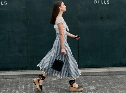 Buty na platformie są wygodne i stylowe! Oto 8 hitowych modeli z nowych kolekcji