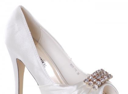 Buty ślubne Fleq