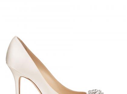 Buty ślubne Jimmy Choo