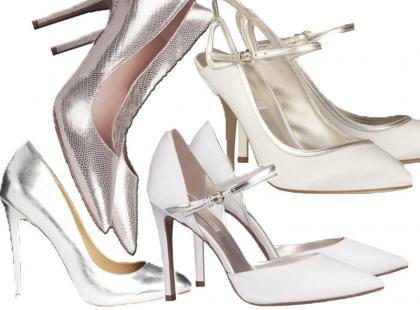 Buty ślubne - trendy 2015