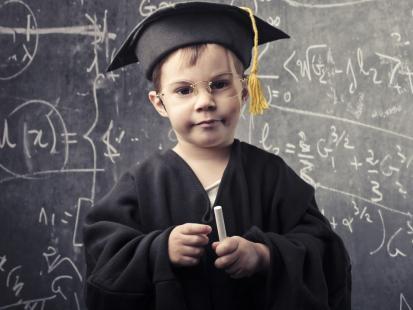 By dziecko polubiło matematykę