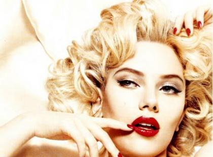 Być jak Marilyn...