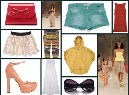 C&A - przegląd całej kolekcji wiosna/lato 2012
