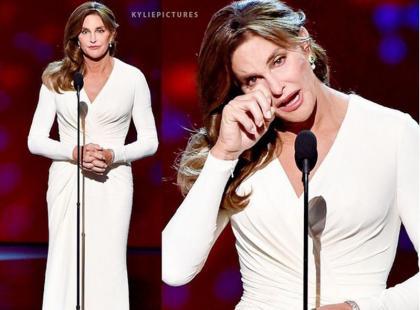 Caitlyn Jenner odebrała nagrodę ESPY za... odwagę?