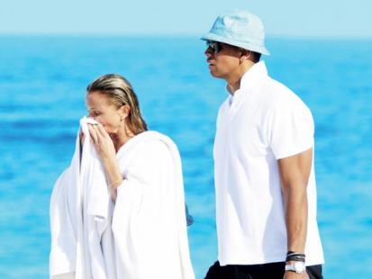 """Cameron Diaz i Alex """"A-Rod"""" Rodriguez - Miłość w Miami"""