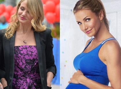 Cameron Diaz jest w ciąży?