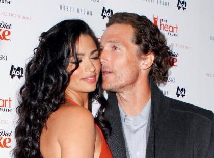 Camila Alves i Matthew McConaughey zaręczeni!