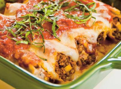 Cannelloni z mięsem krok po kroku