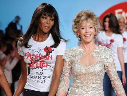 Cannes 2011: Fashion for Relief