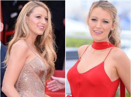 Cannes 2016: Doskonale ubrana Blake Lively zaczęła się chwalić ciążowym brzuszkiem