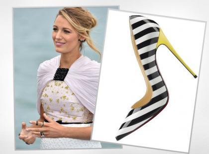 Cannes 2016: piękne szpilki Blake Lively kupisz w internecie