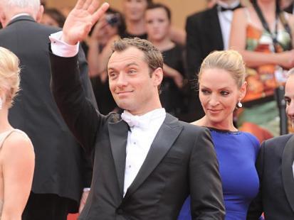 Cannes: Ceremonia zamkniecia