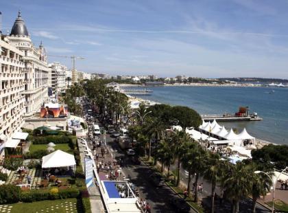 Cannes - Targowisko próżności