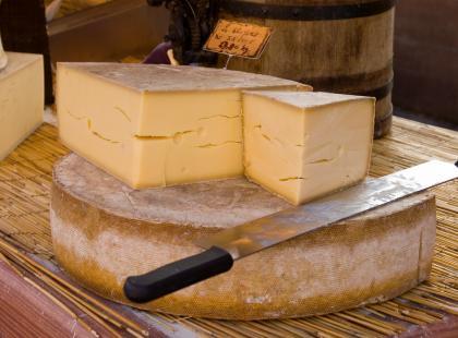 Cantal - ser z charakterem