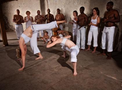 Capoeira – sztuka walki, akrobacja i taniec