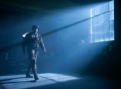 Captain America: Pierwsze starcie (reż. Joe Johnston)