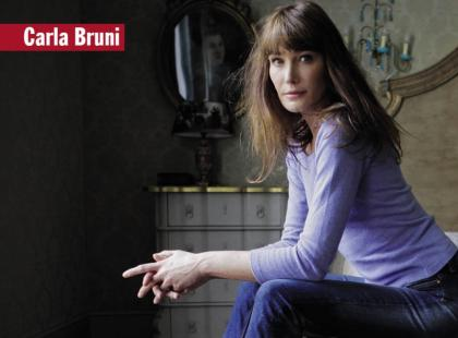 Carla Bruni: Nie jestem damą
