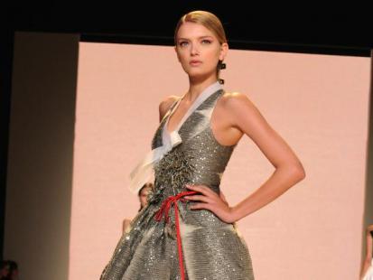 Carolina Herrera - kolekcja wiosna/lato 2011