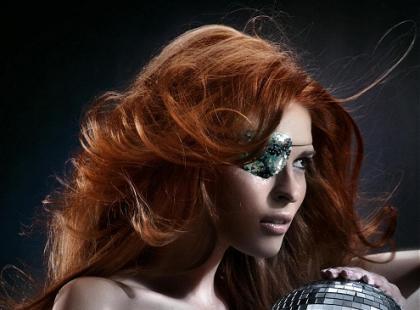 Carolina Rosenberger - stylizacje fryzur