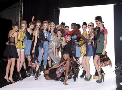 Casting do Elite Model Look Polska 2011