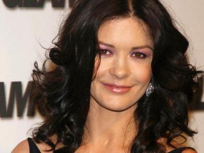 Catherine Zeta-Jones najgorzej ubraną gwiazdą