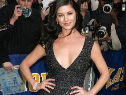 Catherine Zeta Jones: Styl po 40-stce