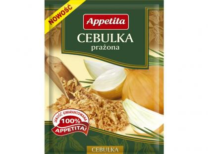 Cebulka prażona – chrupiąca nowość marki Appetita